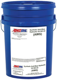 Synthetic Anti-Wear Hydraulic Oil - ISO 22 (AWG)