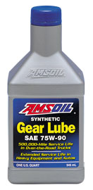 75W-90 Semi-Truck Gear Lube (FGR)